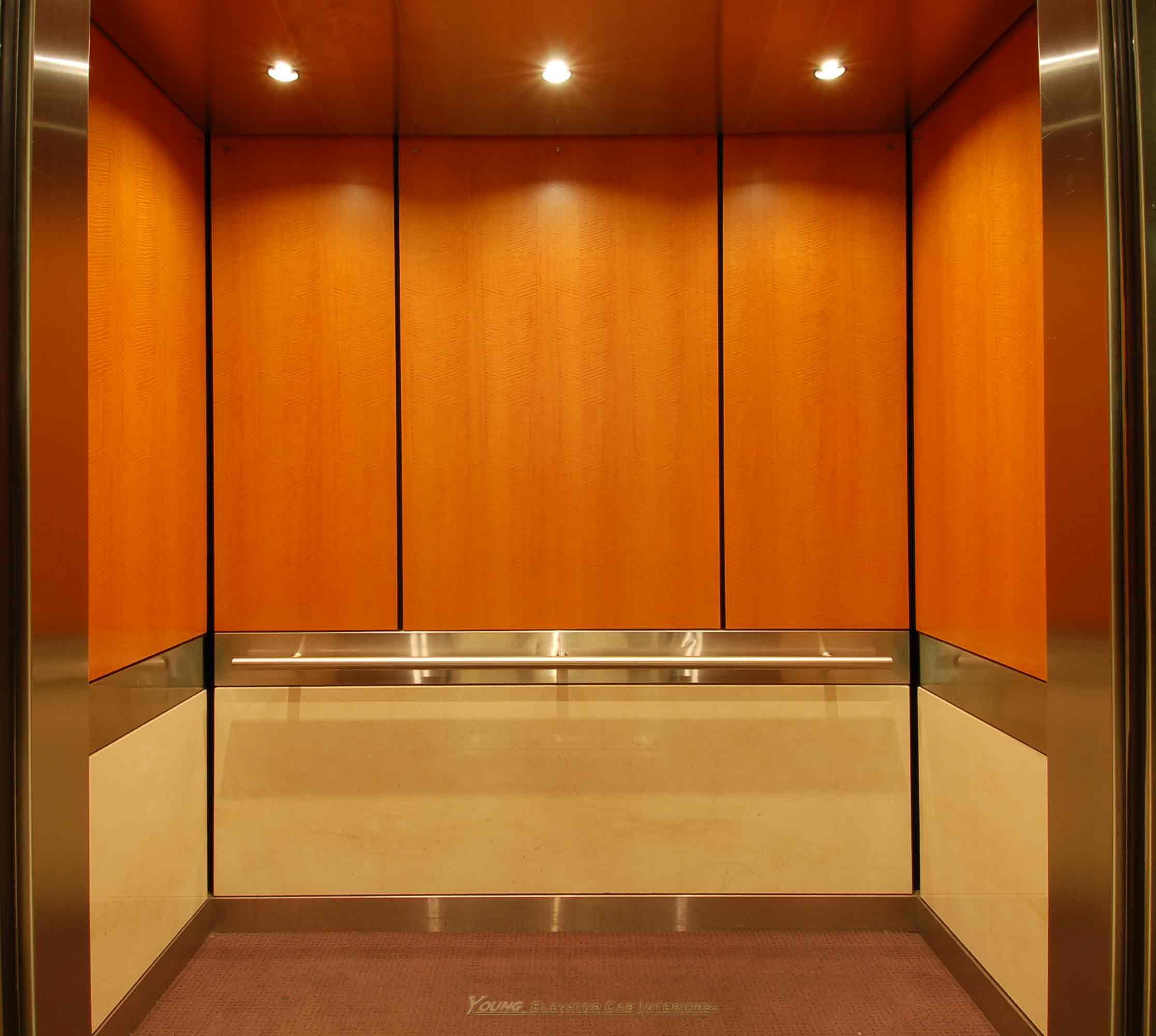 Elevator Pitch Interior Design